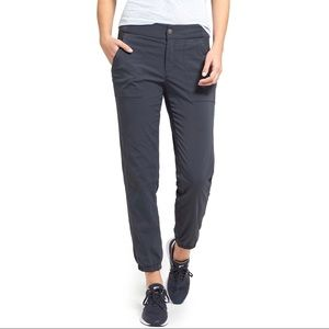 Athleta Trekkie 2.0 navy blue hiking jogger pants